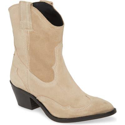 Allsaints Shira Western Boot, Grey