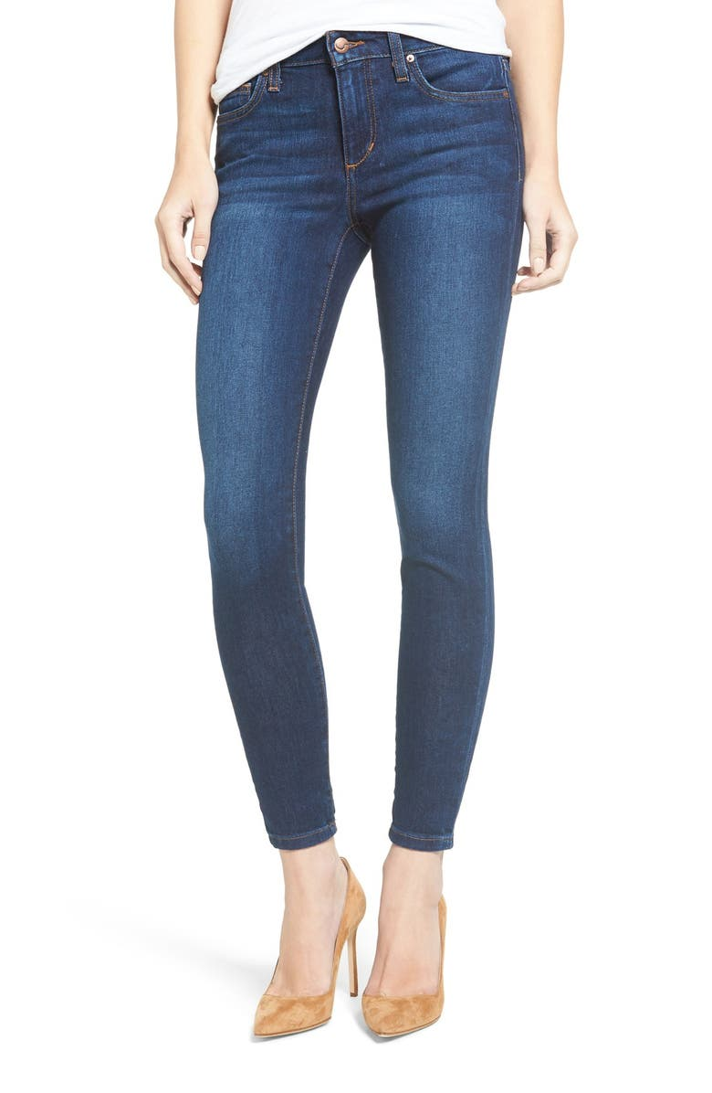 JOE'S Flawless - Icon Ankle Skinny Jeans, Main, color, 410