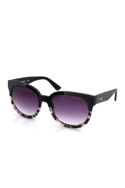 Image of AQS Hadley 55mm Oversized Sunglasses