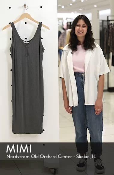 Rib Knit Tank Dress, sales video thumbnail