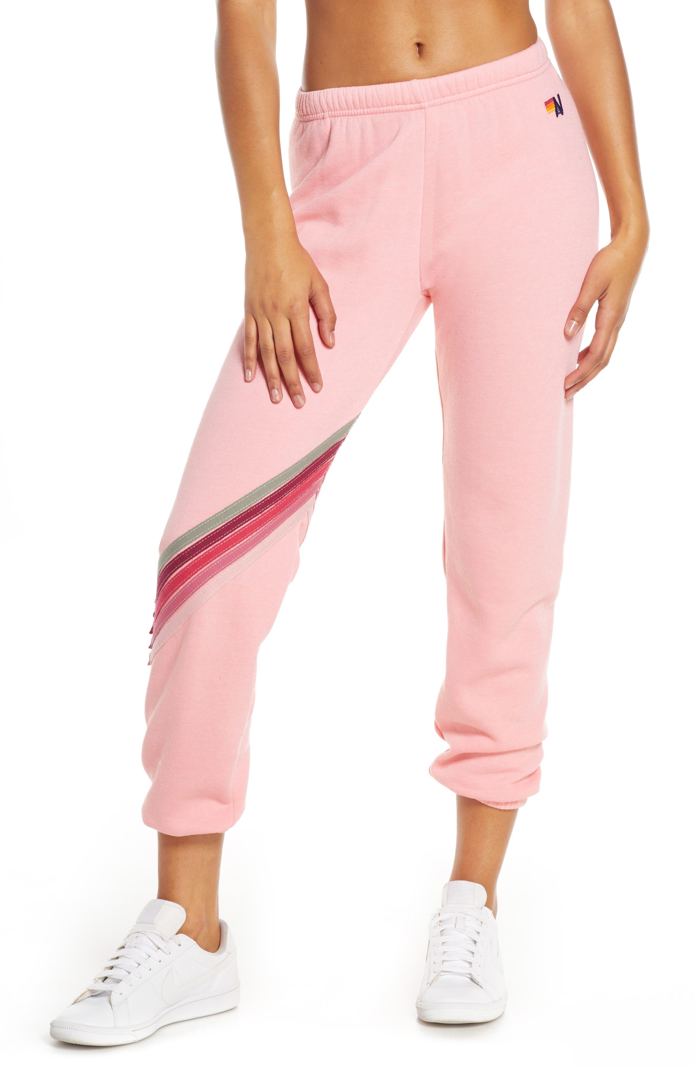 Women's Aviator Nation Jogger Sweatpants