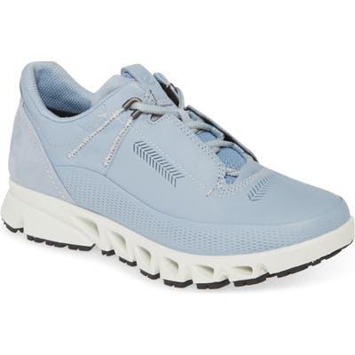 Ecco Omni-Vent Gore-Tex Waterproof Sneaker, Blue