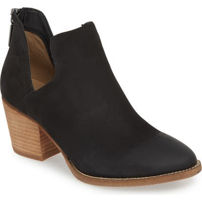 Blondo Neda Waterproof Bootie- Black
