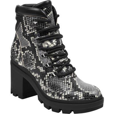 Marc Fisher Ltd Kini Platform Boot, Black