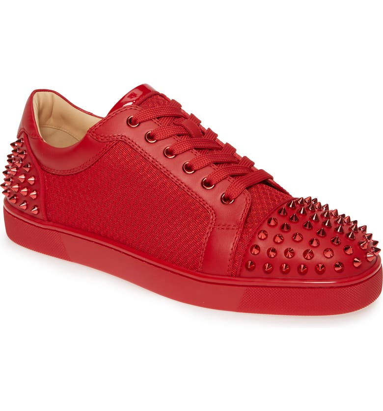 CHRISTIAN LOUBOUTIN Seavaste 2 Spike Sneaker, Main, color, 625