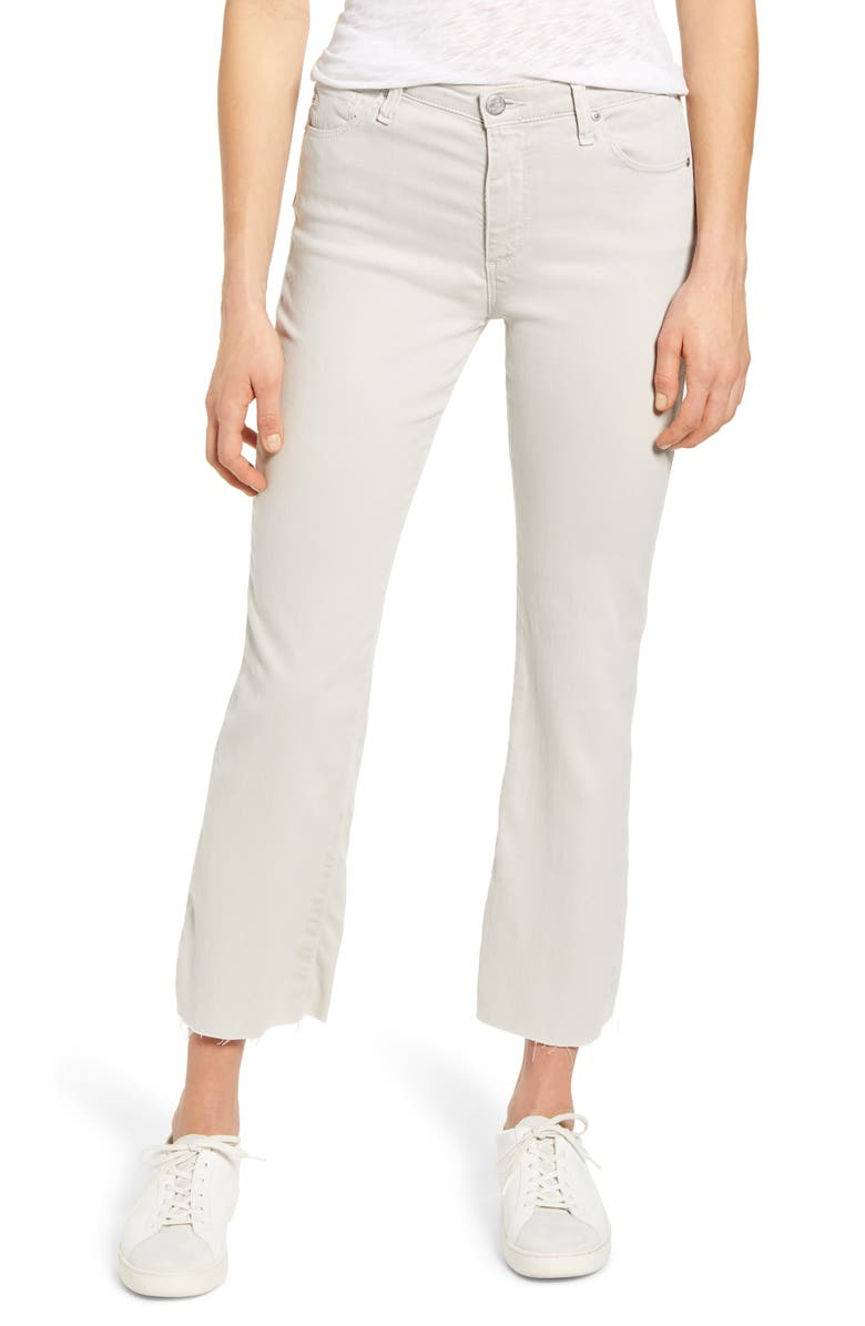 AG Jodi High Waist Crop Jeans, Main, color, 020