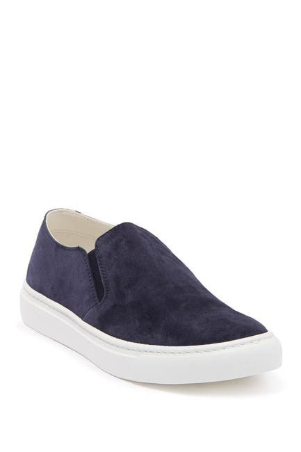 Image of To Boot New York Alessia Leather Slip-On Sneaker