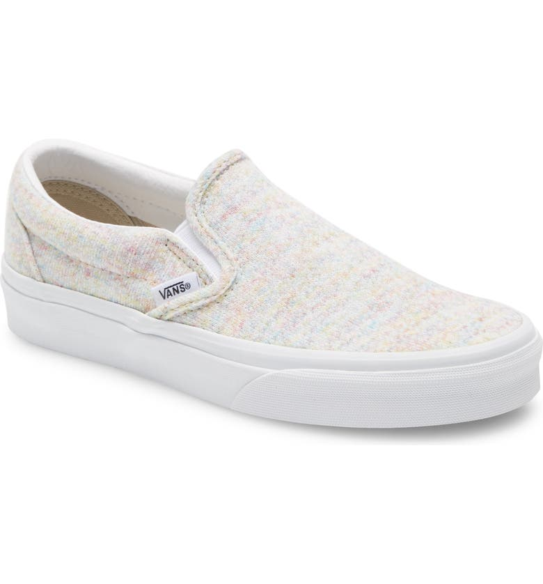 VANS Classic Knit Slip-On Sneaker, Main, color, 259