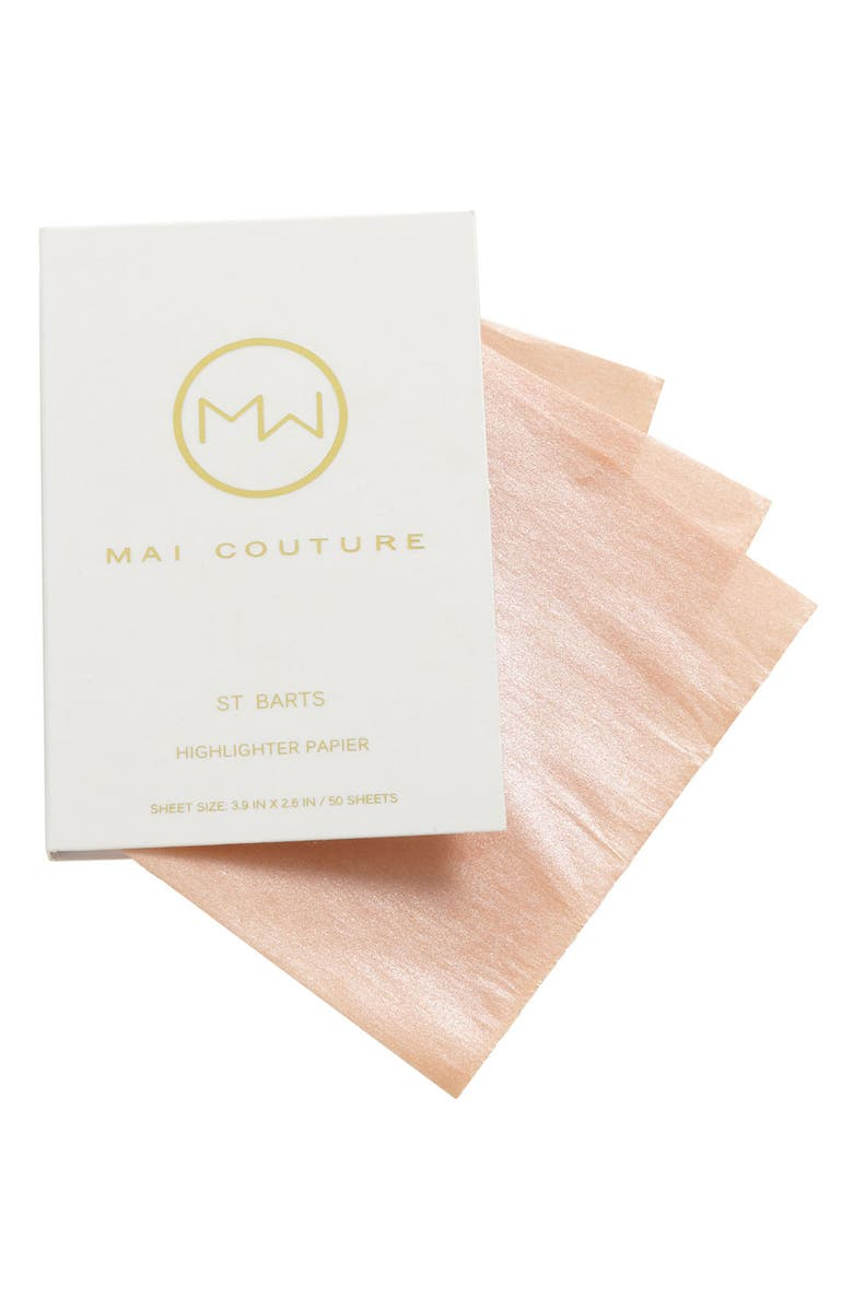 MAI COUTURE Highlighter Papier, Main, color, 000