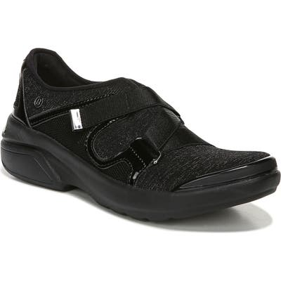 Bzees Offbeat Slip-On Sneaker, Black