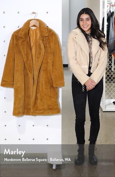 Faux Fur Coat, sales video thumbnail