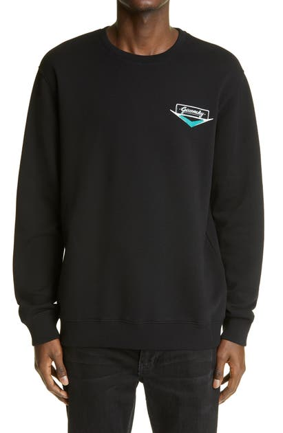 Givenchy MOTEL CARS CREWNECK SWEATSHIRT