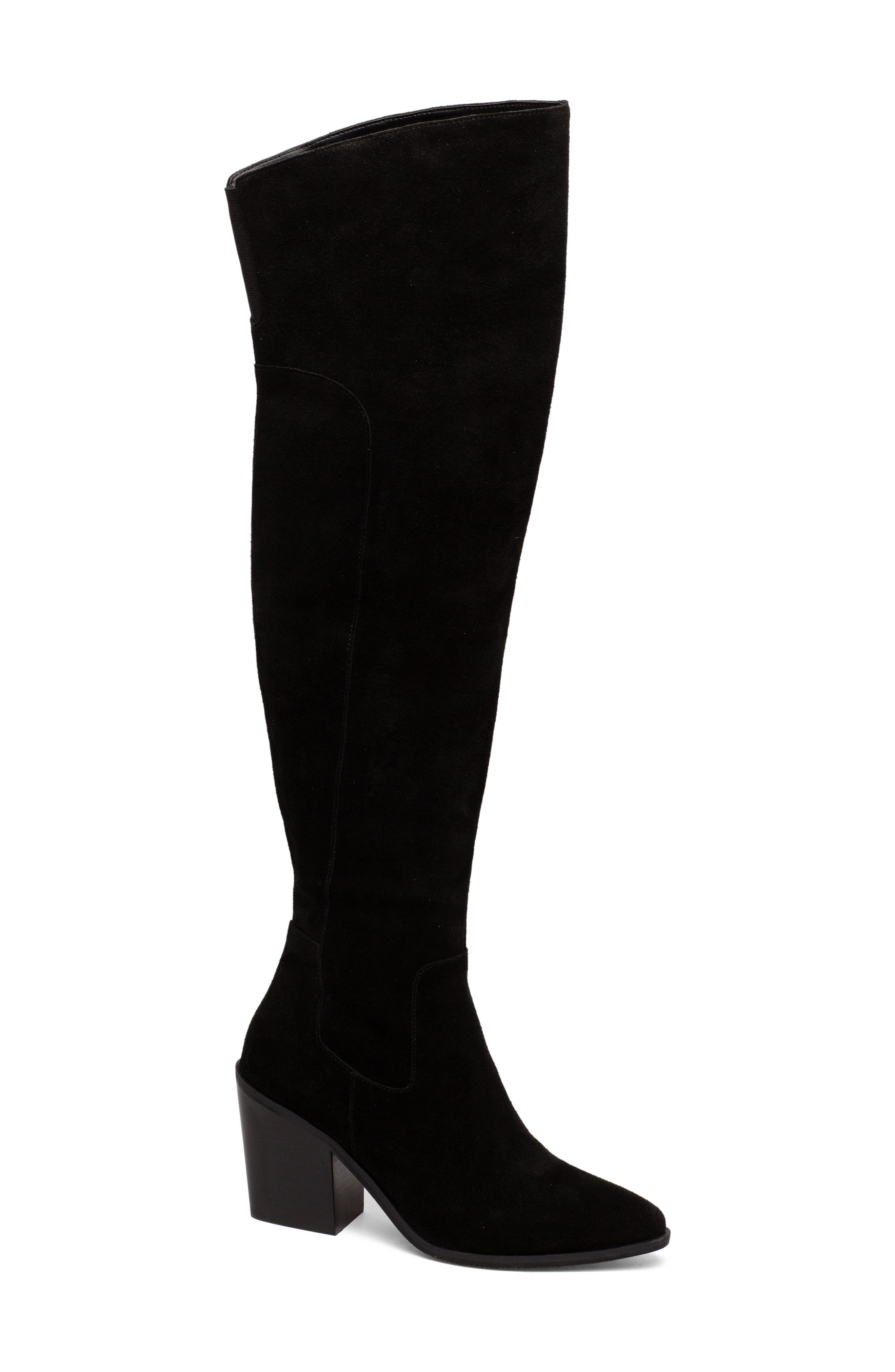 Knockout Over The Knee Boot