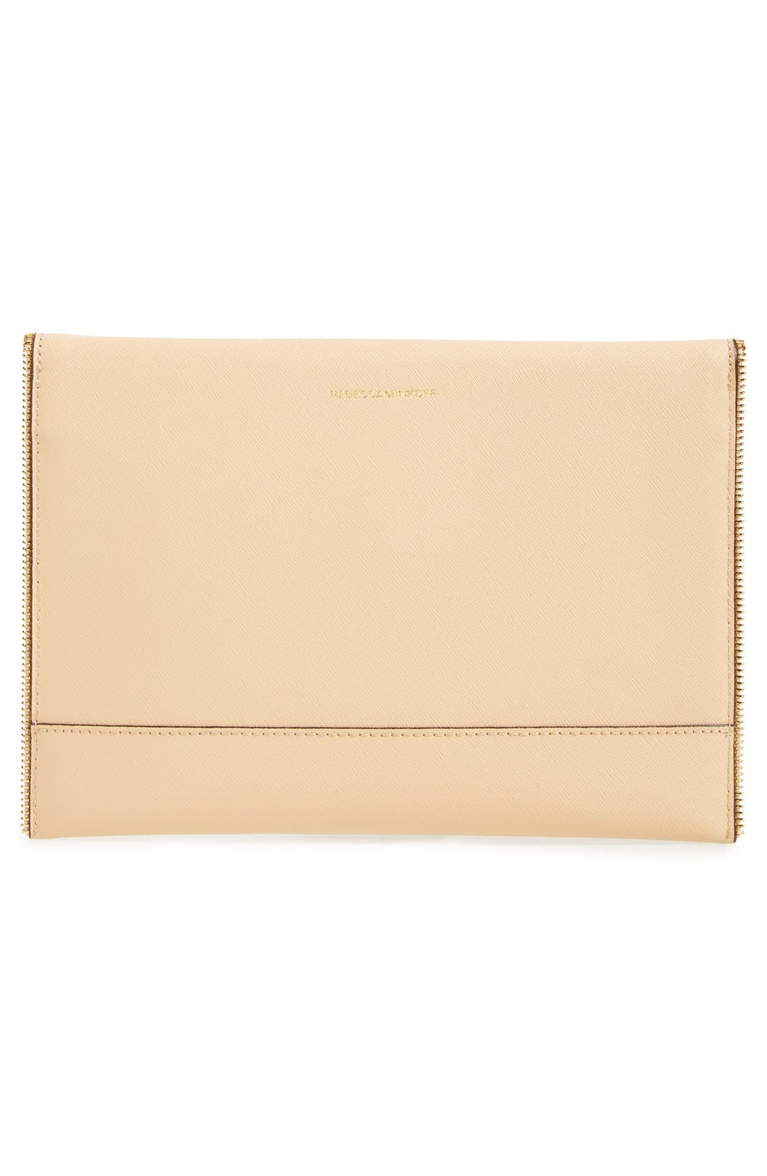 ,                             Leo Envelope Clutch,                             Alternate thumbnail 147, color,                             253