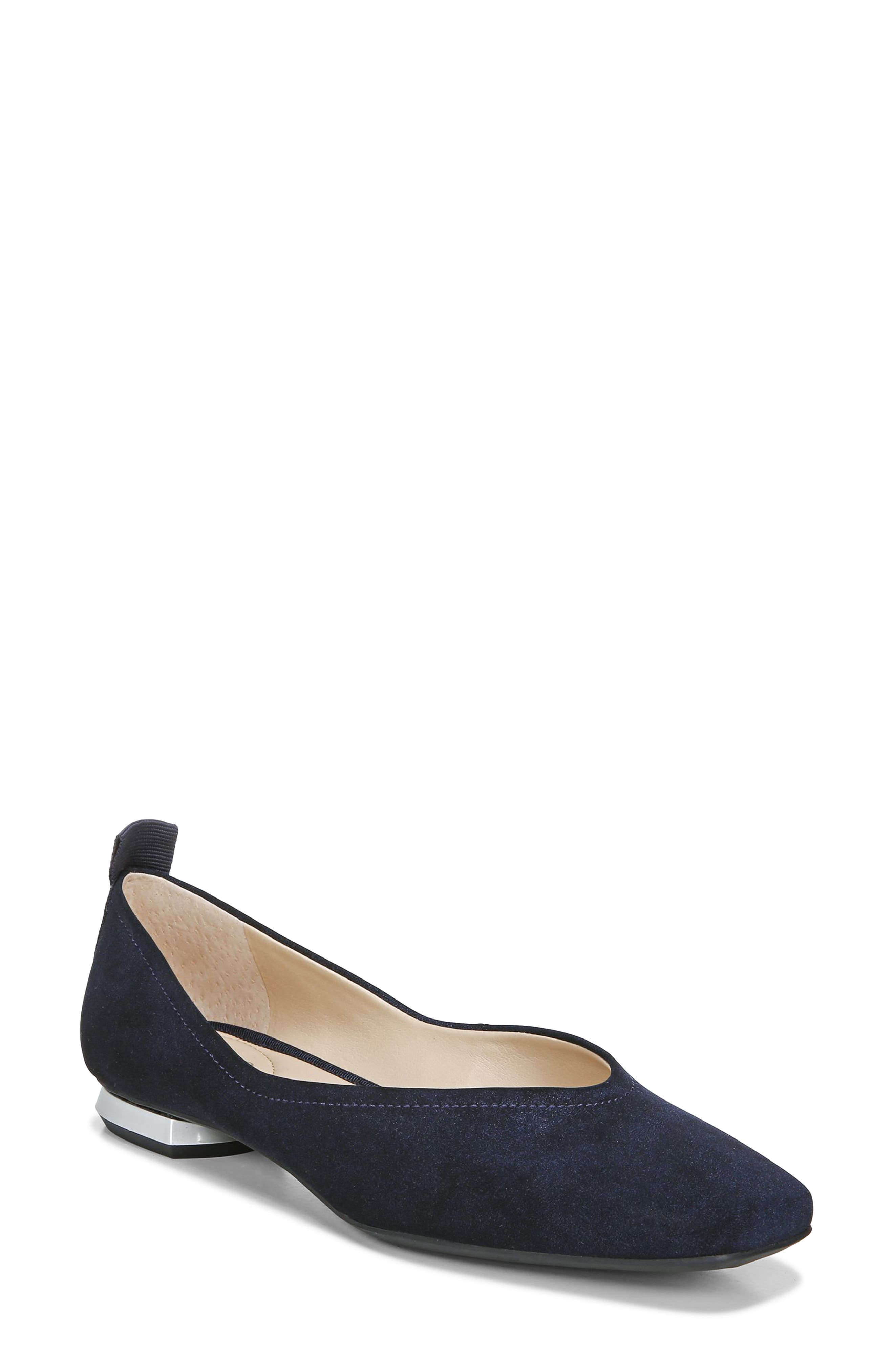 Image of Franco Sarto Ailee Suede Flat