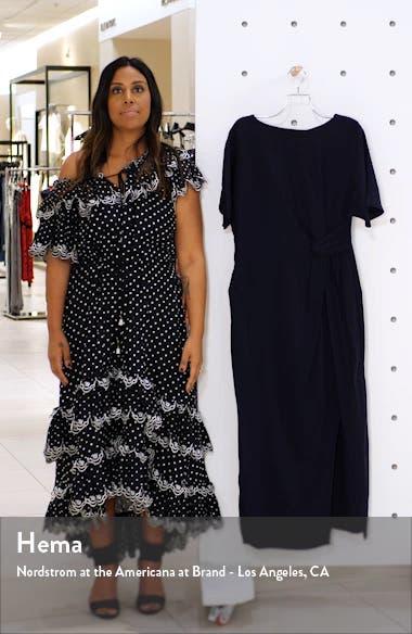Side Slit Midi Dress, sales video thumbnail