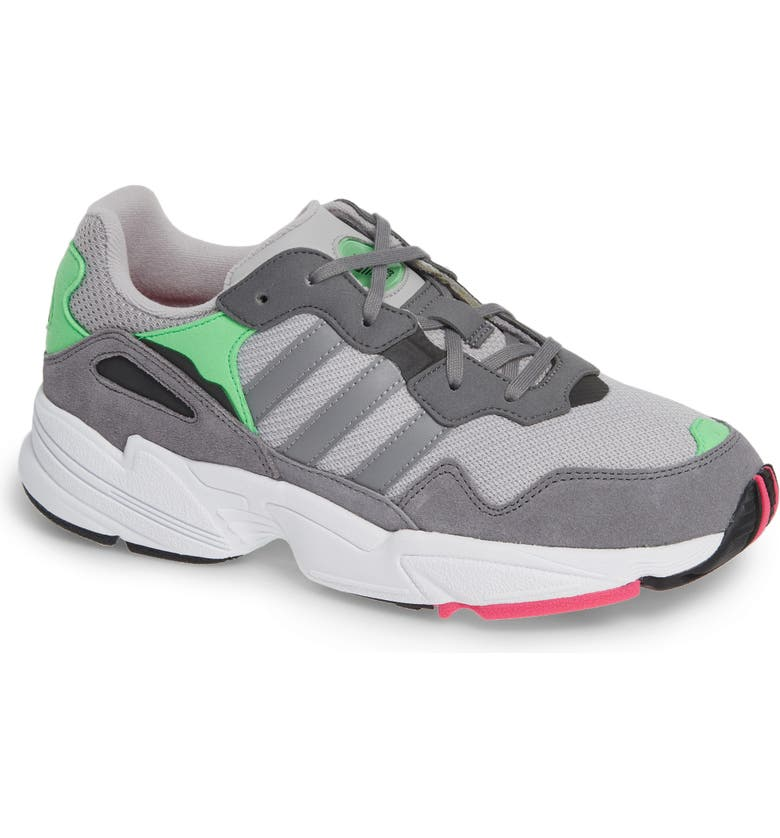 ADIDAS Yung-96 Sneaker, Main, color, 034