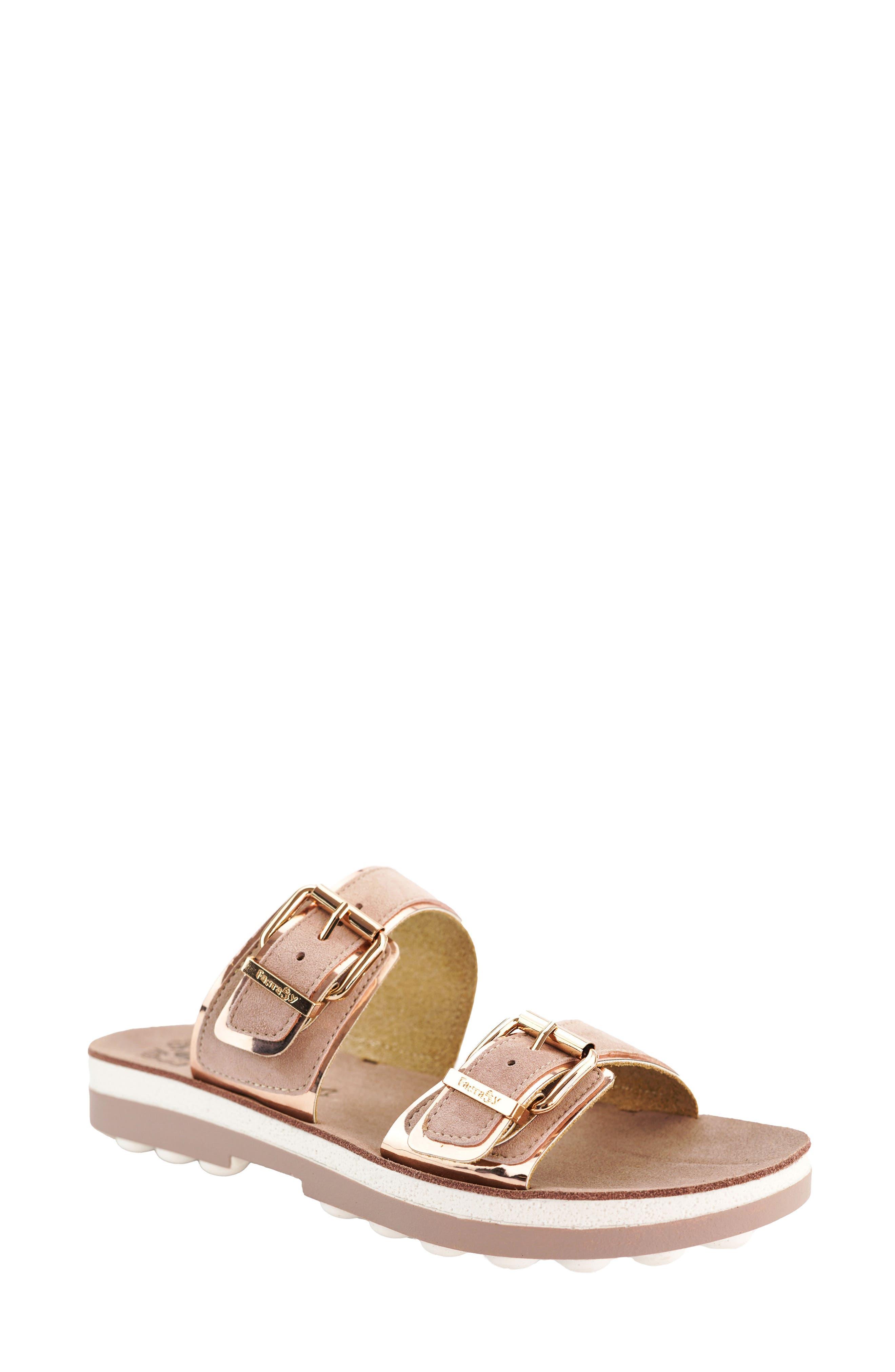 Fenia Slide Sandal