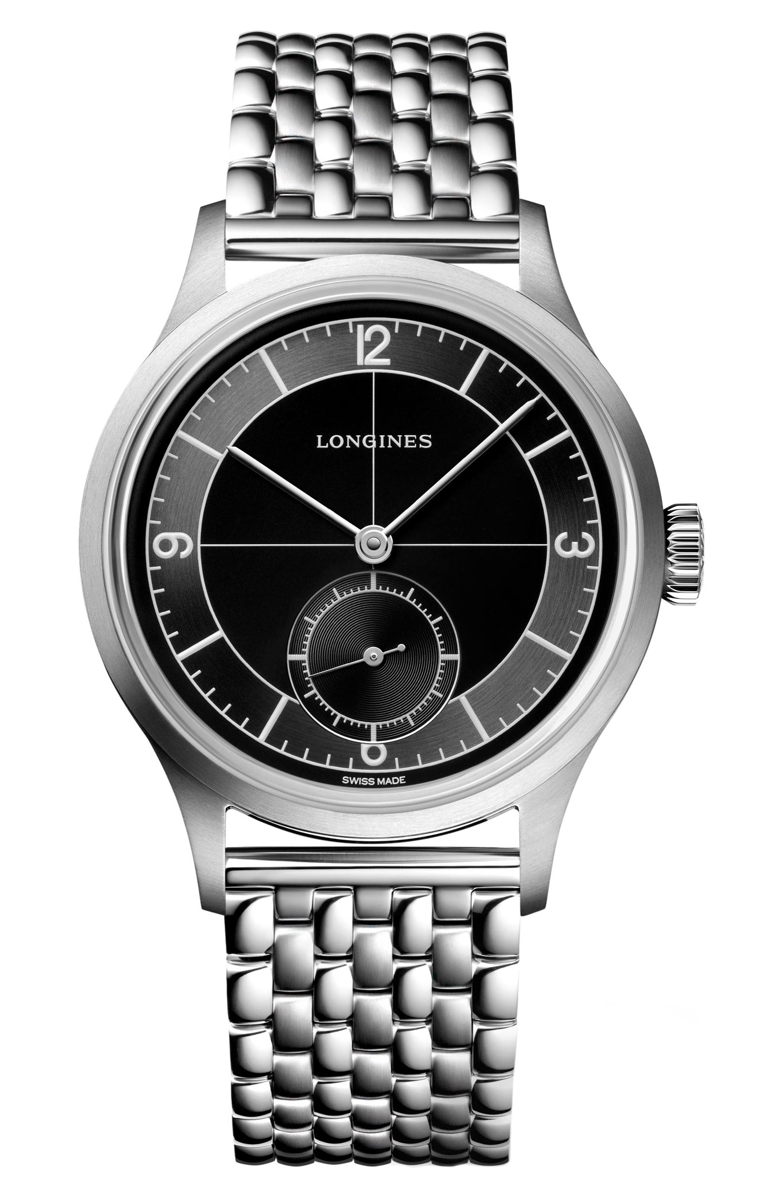 Heritage Classic Mesh Strap Watch