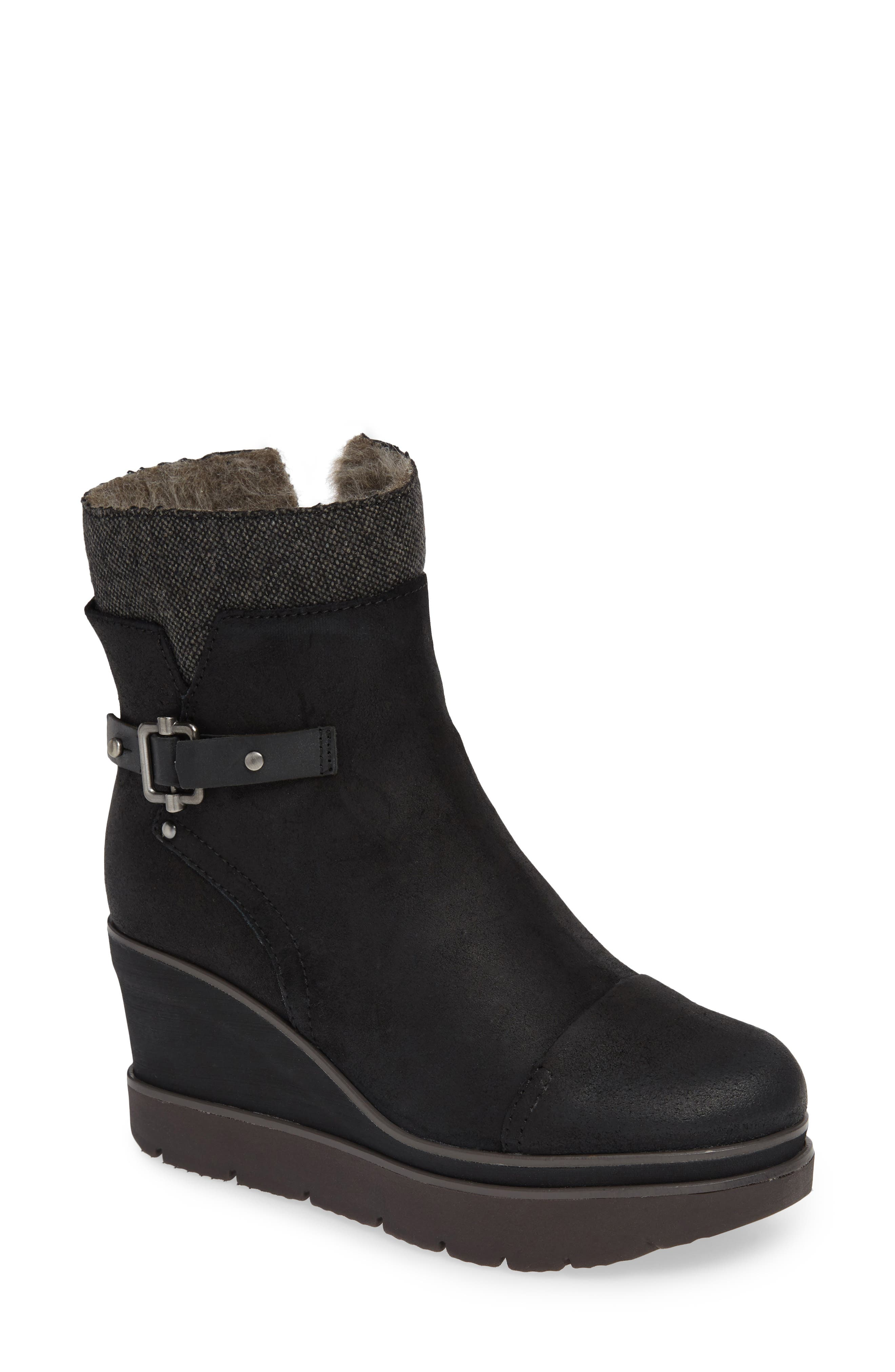 Otbt Descend Bootie- Black