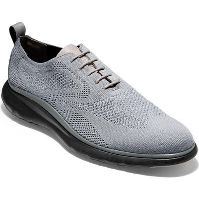 Cole Haan 3.zer?grand Stitchlite Wingtip Sneaker- Grey