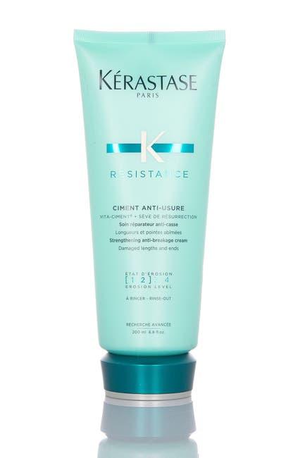 Image of KERASTASE Resistence Ciment Anti-Usure Strengthening Cream - 6.8 oz.