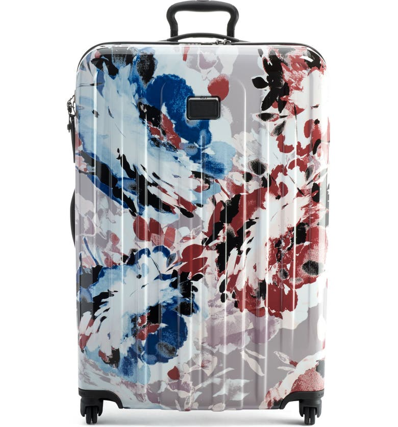 TUMI V4 Collection 31-Inch Extended Trip Expandable Spinner Packing Case, Main, color, BLUSH FLORAL