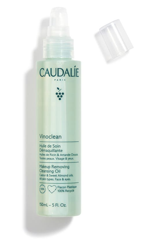 Caudalíe Vinoclean Makeup Removing Cleansing Oil 5.0 oz/ 150 ml