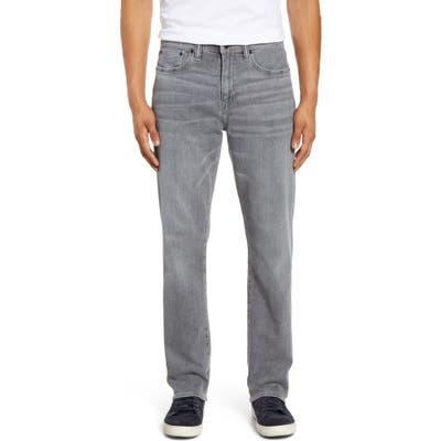 Revtown Automatic Straight Leg Jeans, Grey