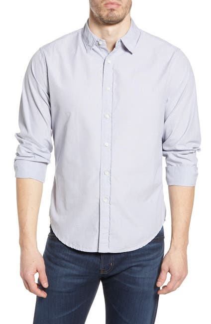 Image of ALEX MILL End on End School Regular Fit Shirt