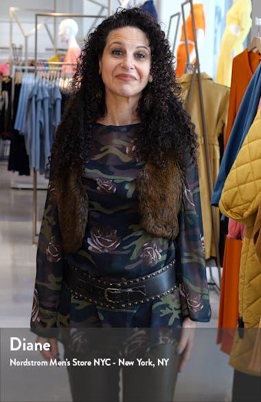 Mountain Blossom Ruched Waist Midi Dress, sales video thumbnail
