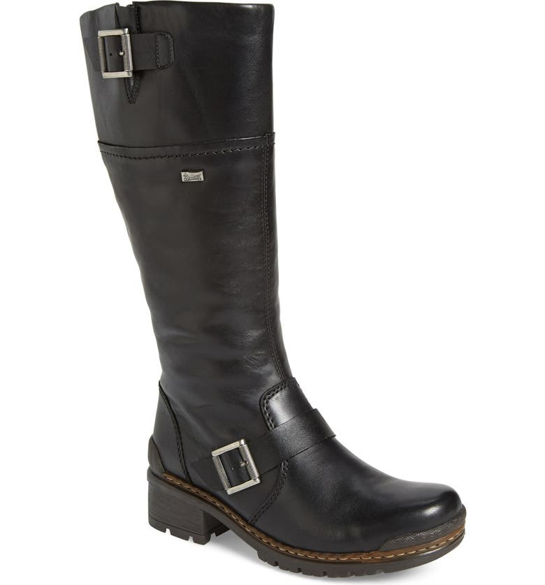 08bb6d399644d 'Sybille 85' Water Resistant Tall Boot