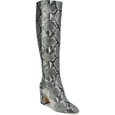 Sam Edelman Hai Knee High Boot, Grey