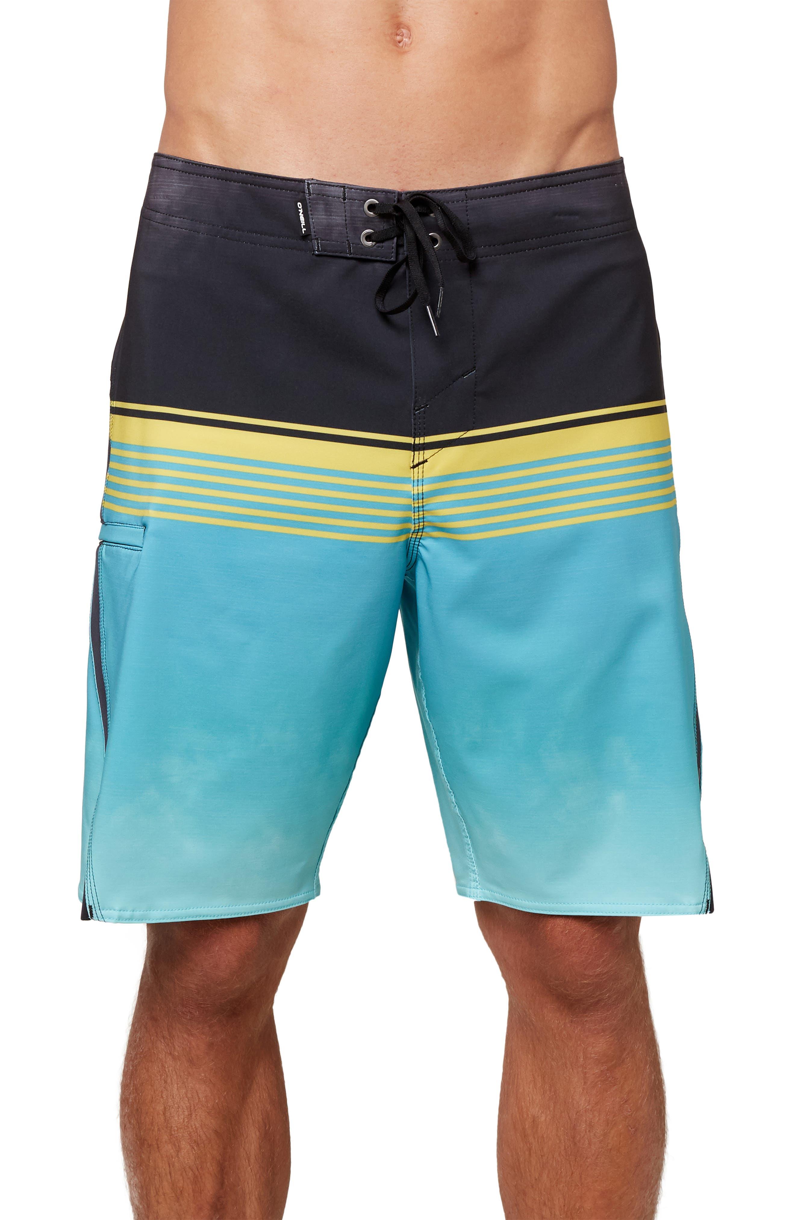 Oneill Papillon Board Shorts Homme Pantalon swimwear beachwear s Noir