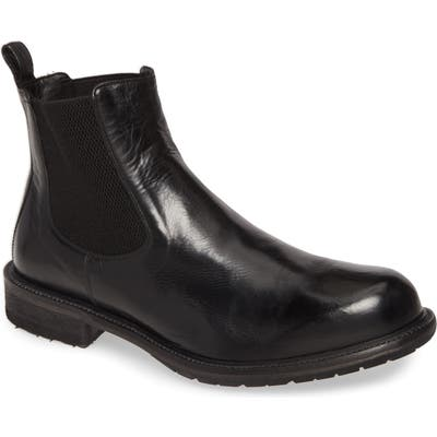 J & m 1850 Lofting Chelsea Boot, Black