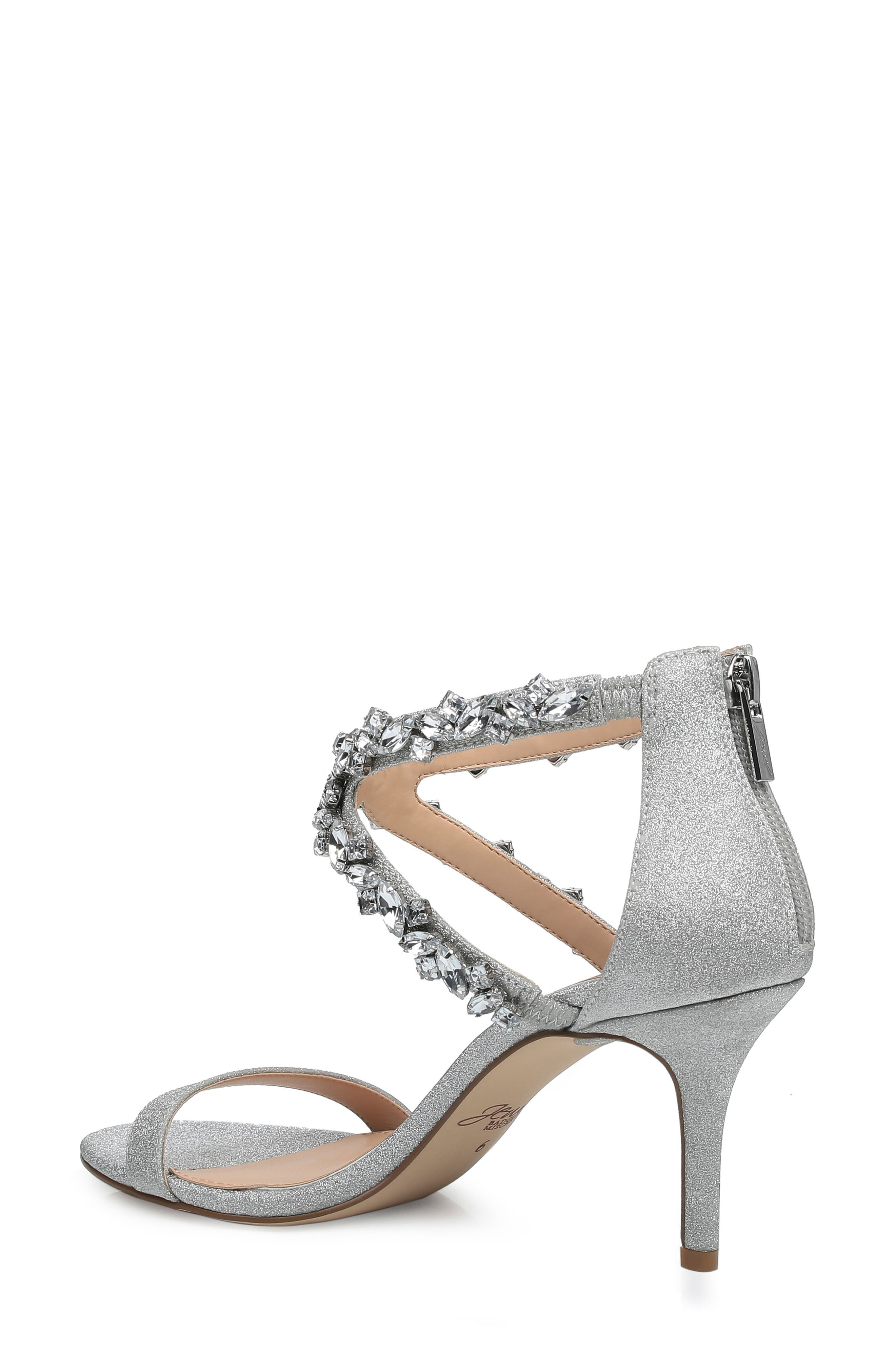 ,                             Jaylee Sandal,                             Alternate thumbnail 2, color,                             SILVER SATIN