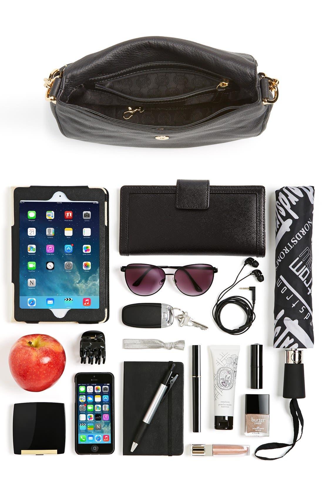 ,                             'Bedford Tassel - Medium' Convertible Leather Shoulder Bag,                             Alternate thumbnail 4, color,                             005
