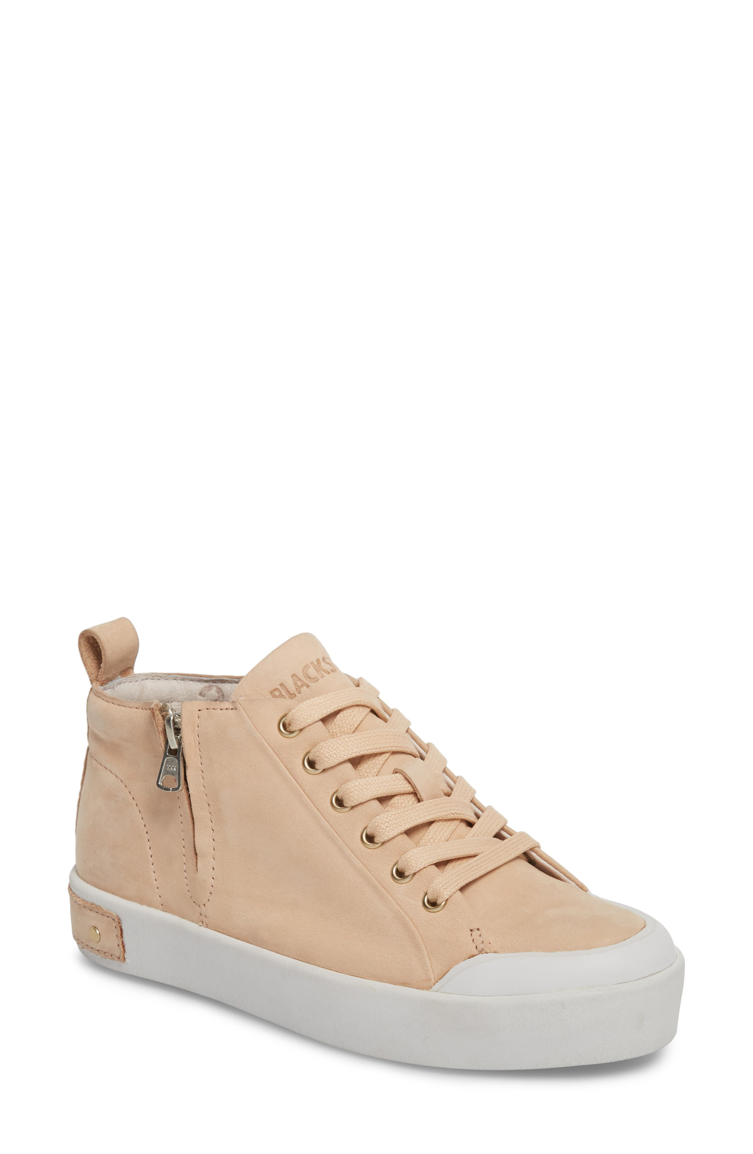 Blackstone Pl83 Mid Rise Sneaker Pink