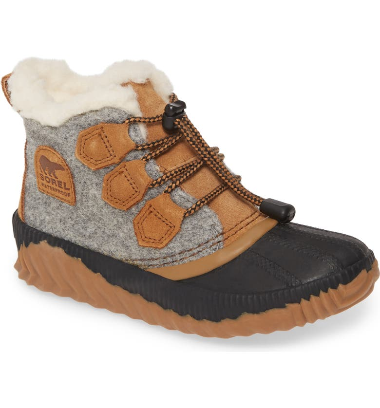SOREL Out N About Plus Waterproof Boot, Main, color, 052