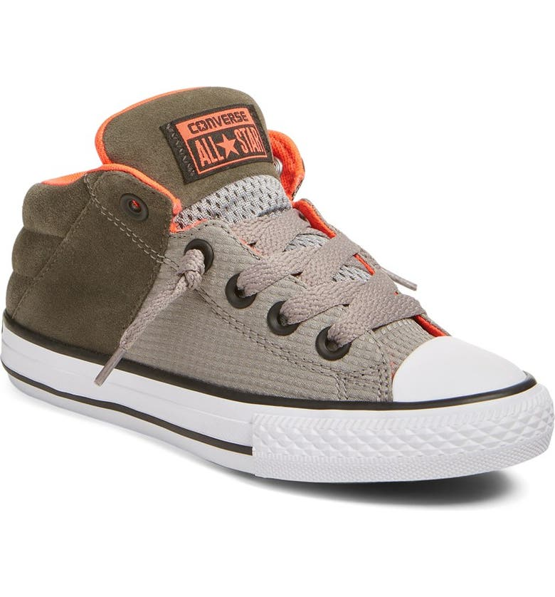 Chuck Taylor® All Star® 'Axel' Mid Top Sneaker