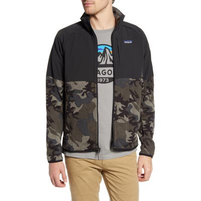 Patagonia Lightweight Better Sweater Shelled Jacket, Grey