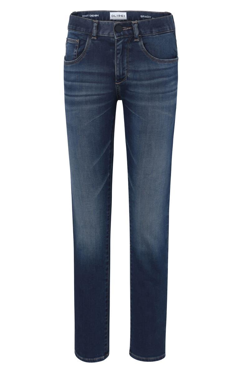 DL1961 Brady Slim Straight Leg Jeans, Main, color, VIBES