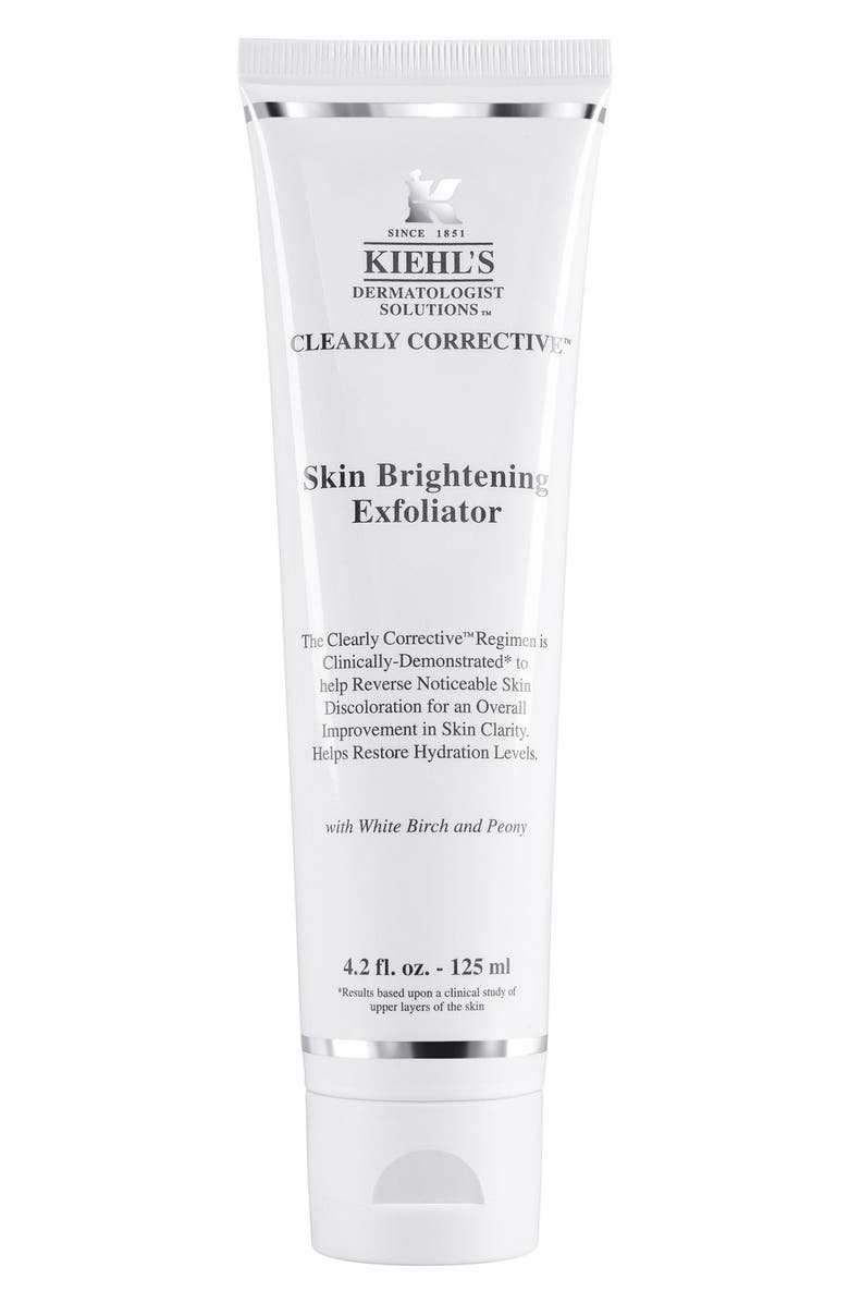 KIEHL'S SINCE 1851 'Clearly Corrective<sup>™</sup>' Skin Brightening Exfoliator, Main, color, 000