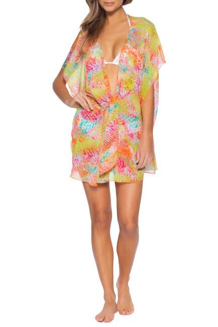 Image of BECCA Mamba Printed Robe