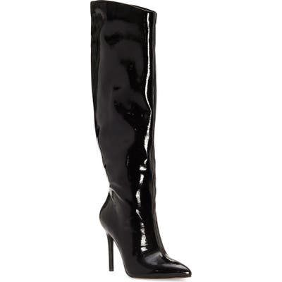 Jessica Simpson Linley Pointed Toe Boot- Black