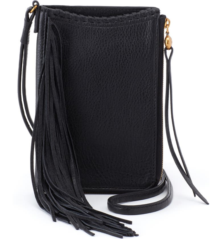 HOBO Moxie Leather Crossbody Bag, Main, color, 001