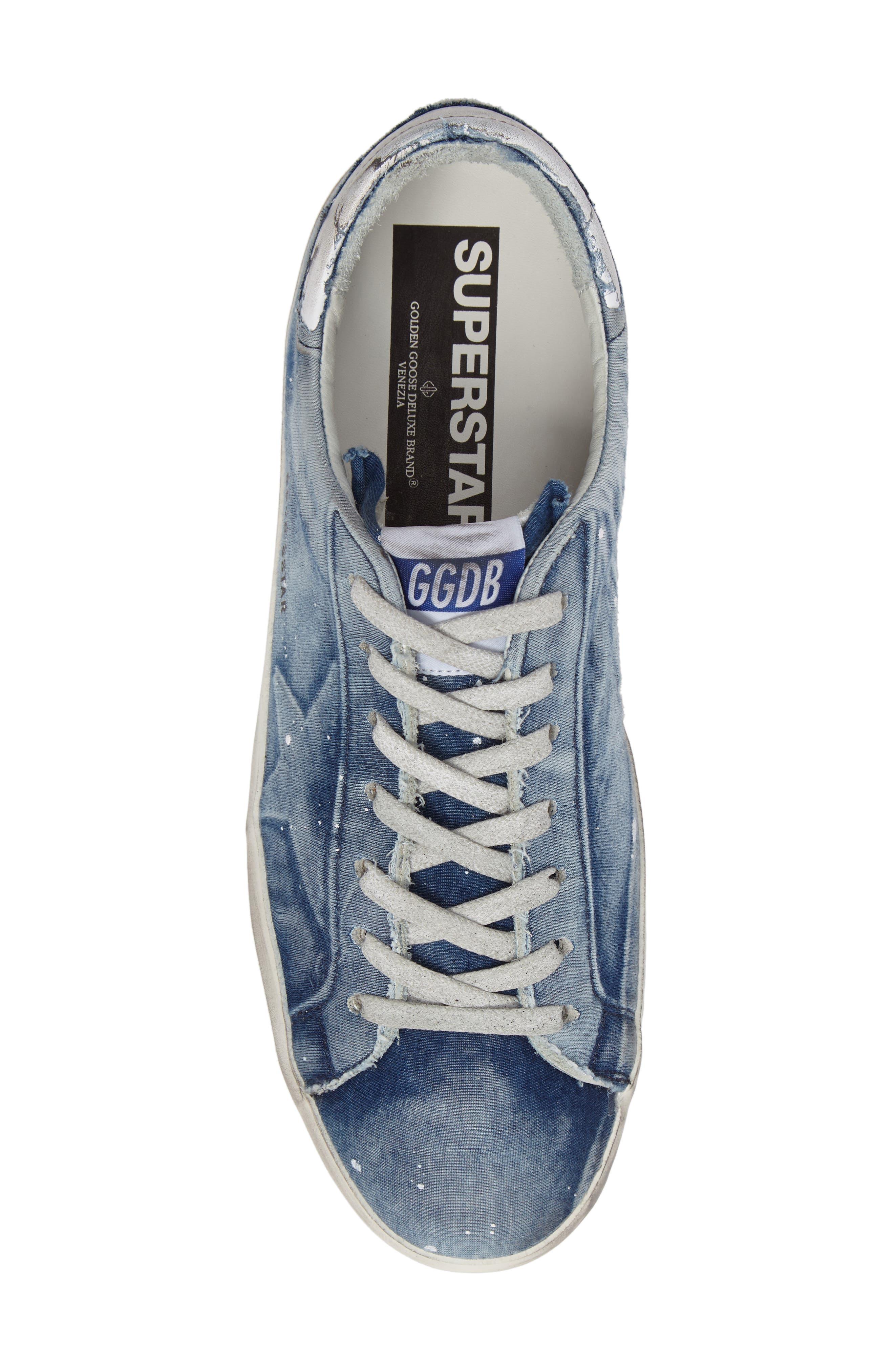 ,                             'Superstar' Sneaker,                             Alternate thumbnail 125, color,                             402