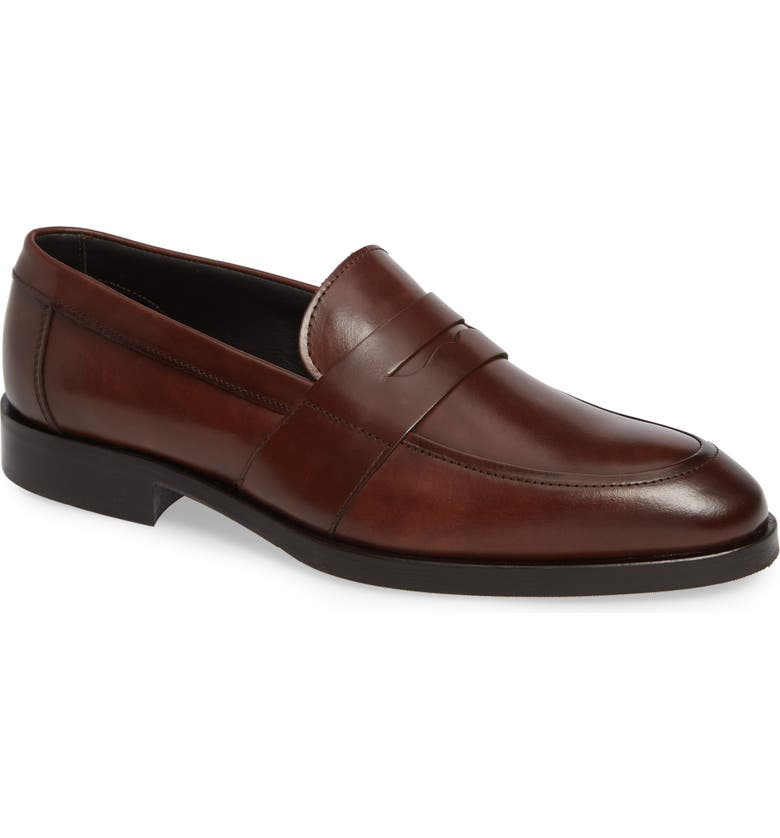 TO BOOT NEW YORK Devries Penny Loafer, Main, color, 249