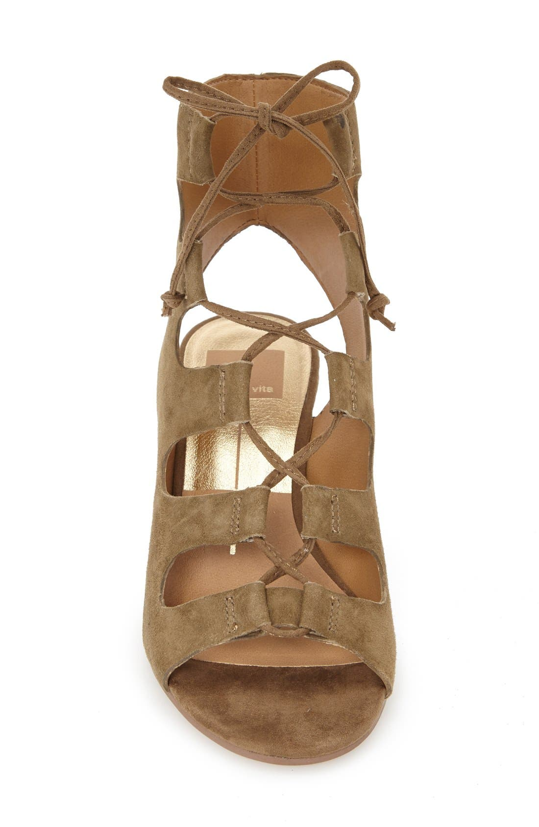 ,                             'Louise' Ghillie Wedge,                             Alternate thumbnail 21, color,                             341