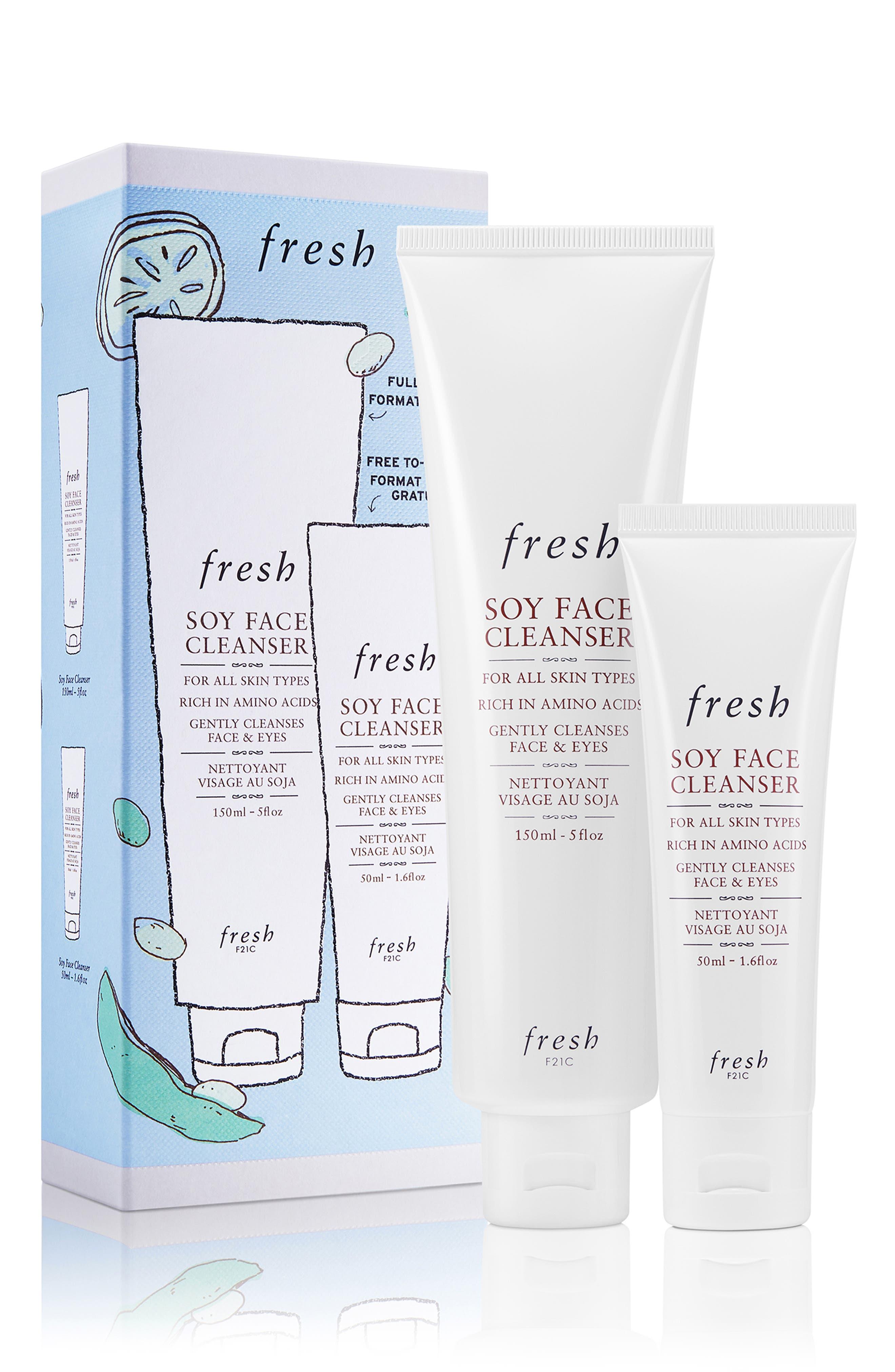 Soy Face Cleanser Set-$53 Value | Nordstrom